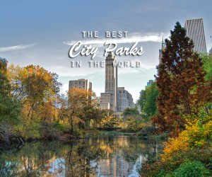 The Worlds Best City Parks