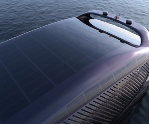 The Worlds First Ocean-going Solar Yacht