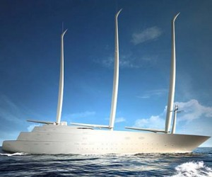 The worlds largest superyacht revealed