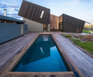 The Zeb Pilot House by Snohetta