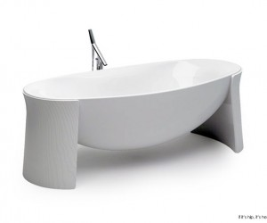 The ZeVa Floating Bathtub