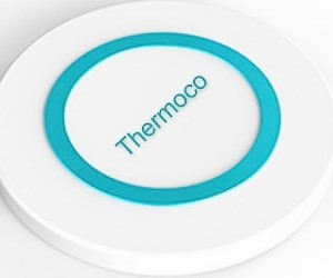 Thermoco: Coin-Sized Smart Thermometer
