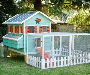 These 15 DIY Chicken Coops Are Perfect For Your Backyard