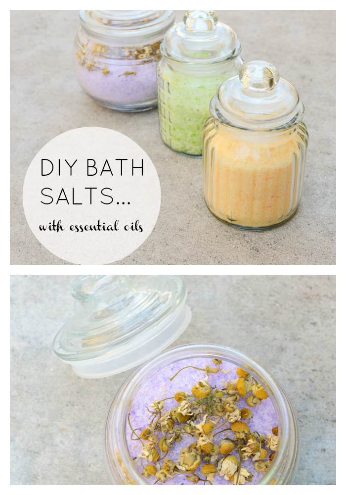 These 23 Homemade Bath Salts Will Make Tub Time Extra