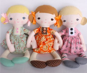 These 23 Homemade Dolls Will Easily Become A Favorite