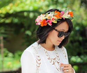 These 50 DIY Flower Crowns Will Make All Your Fairy-Tales Come True