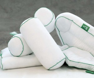 These Sleep Yoga Posture Pillows will shape you better