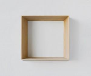 Thin Shelf by Yu Matsuda