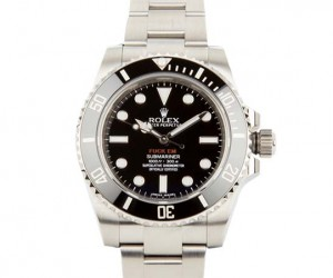 This Extremely Limited Supreme x Rolex Submariner Can Be Yours