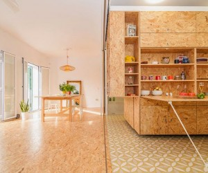 This Home in Madrid Can Be Rearranged Within Seconds