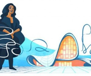 This is How Google Doodles Celebrate Architects and Architecture
