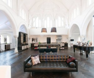 This Old Church Was Turned Into A Luxury Home
