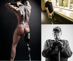 Three Different But Powerful Veteran Photo Projects