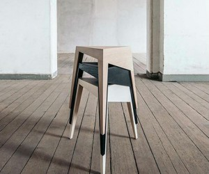 Tibalt: Stackable Geometric Stool