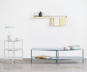 Tier Tables by Jonah Takagi