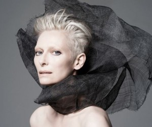 Tilda Swinton Named the New Face of Nars