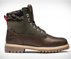 Timberland x Black Scale Boots