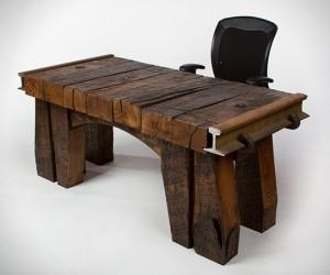 Timbertop Desk