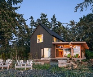 Orcas Island Retreat | Timeless Architecture in Washington State