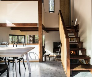 Timeless Multi-Level Californian Cabin Turned into the Perfect Modern Escape