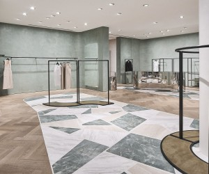 Timeless Style Combined with Design Innovation: Camilla  Marc Store in Bondi
