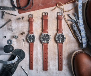 Timex X Red Wing Exclusive Watch Collection