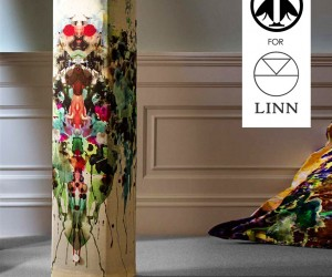 Timorous Beasties Textile Collection for Linn Audio Products