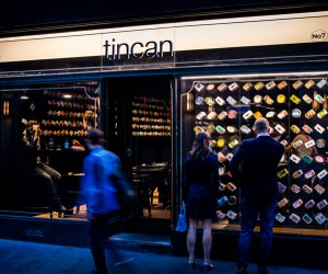 Tincan Temporary Restaurant in Soho by AL_A