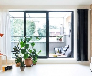 Tiny 28 Sqm Flat in Milan Wows with Flexible, Space-Saving Design