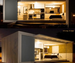 Tiny, Terrific & Modern Prefab by Architect Alex Nogueira