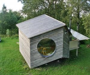 Tiny House ideas  NOA Cabin by Jaanus Orgusaar