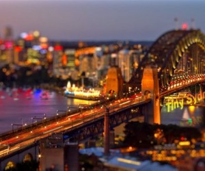 Tiny Sydney Timelapse By Filippo Rivetti