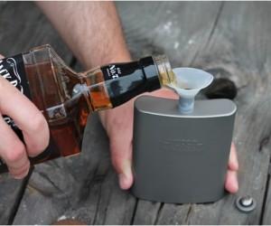 Titanium Funnel Flask | by Vargo