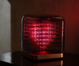 Tittle Ligtht: The Interactive 3D Led Smart Lamp