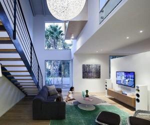 TLV Duplex by Blatman Cohen Architecture  Israel