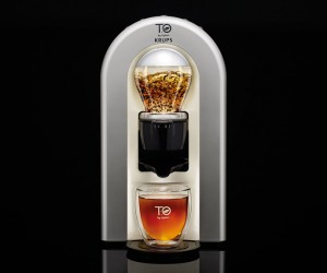 T.O by Lipton Tea Machine by 5.5 designstudio