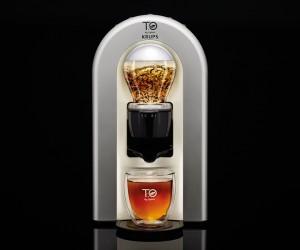 T.O by Lipton Tea Machine by 5.5 designstudio