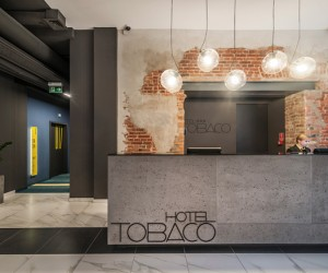 Tobaco Hotel in d, Poland by EC-5