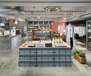 Todays Special Jiyugaoka by Schemata Architects