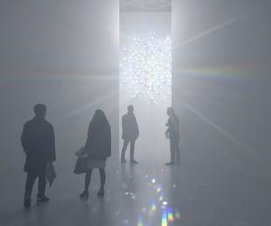 Tokujin Yoshiokas Spectrum Installation