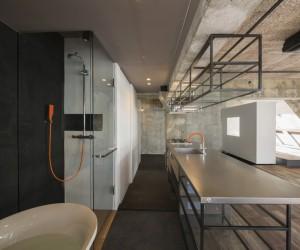Tokyo Loft by G architects studio