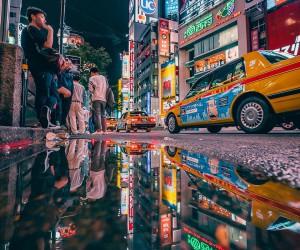 tokyocameraclub: Stunning Splendid Street Photos of Tokyo by Yusuke Kubota