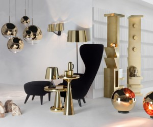 Tom Dixon presents CLUB for Milan Design Week 2014