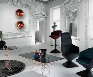 Tom Dixon Reinvents The British Gentlemans Club