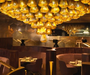 Tom Dixon unveils Éclectic Restaurant in Paris