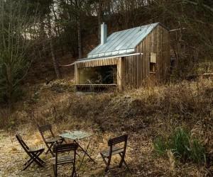 Toms Hut by Raumhochrosen Architecture Studio
