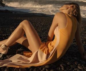 Toni Garrn by Emma Tempest