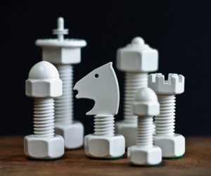 Tool Chess Set