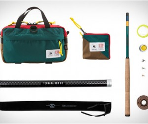 Topo Designs x Tenkara Rod Co Kit
