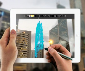 Trace 2.0 iPad App for Architects by The Morpholio Project